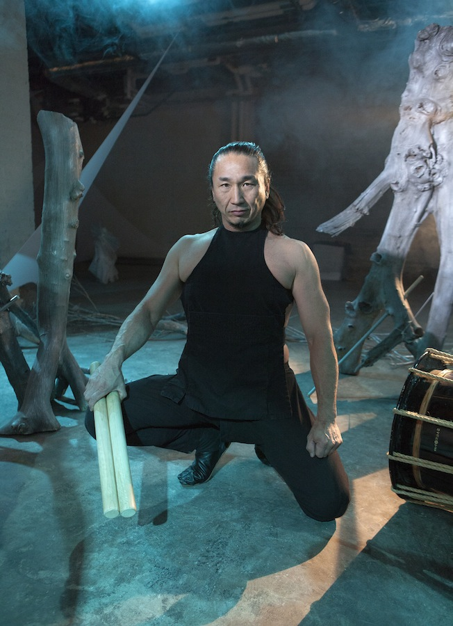 Drums & Percussion; Ken Koshio