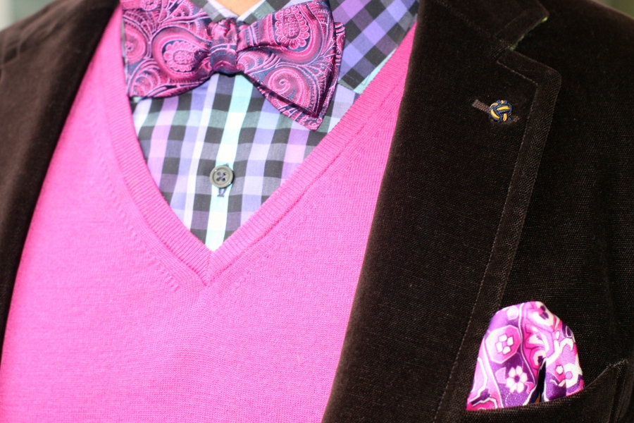 Details on a dapper look