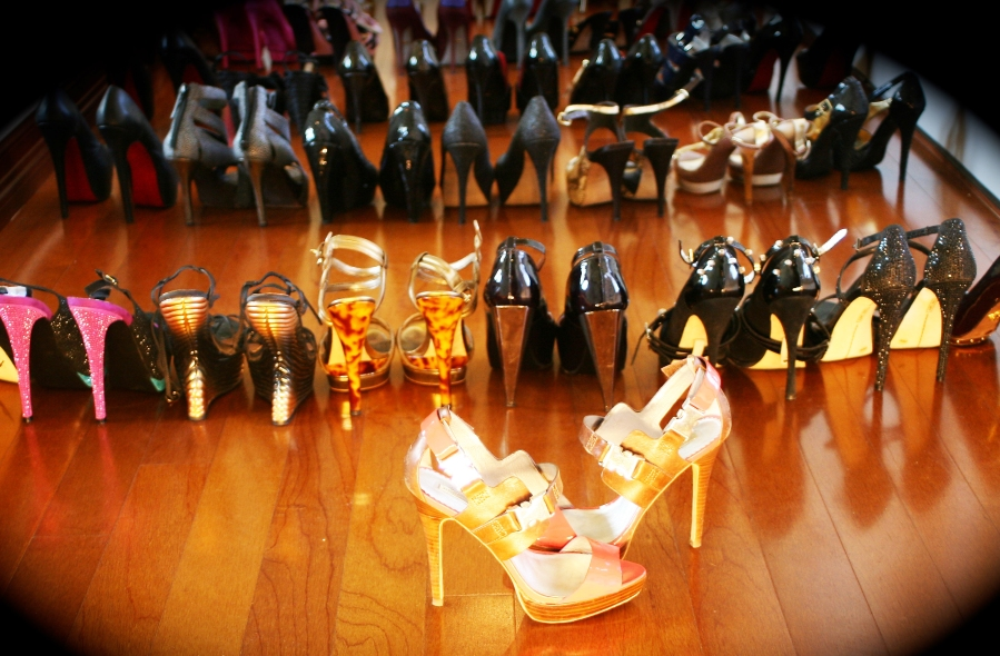 Heel Selection