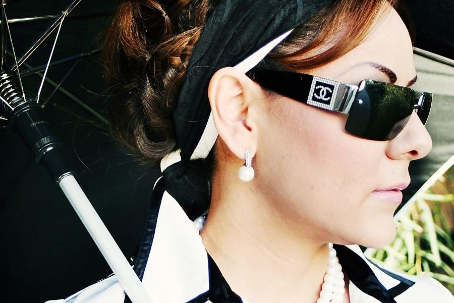 Sunglasses & Chanel