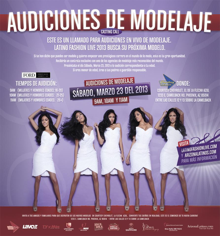 Latino Fashion Live 2013