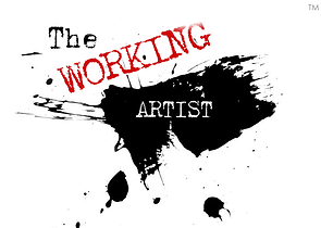 The working artist logo