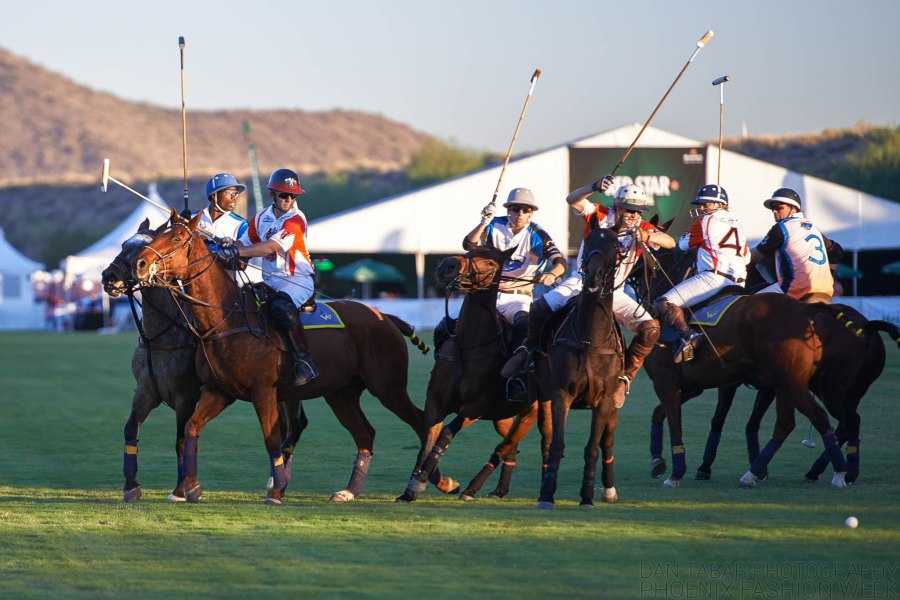 Third Annual Scottsdale Masserati Polo Championships - Horses & Power