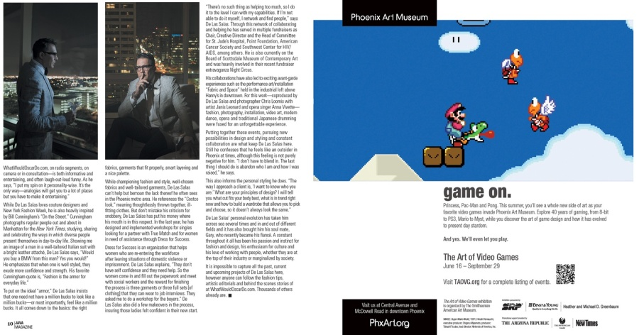 Editorial JAVA Magazine - September 2013 - pages 10 & 11