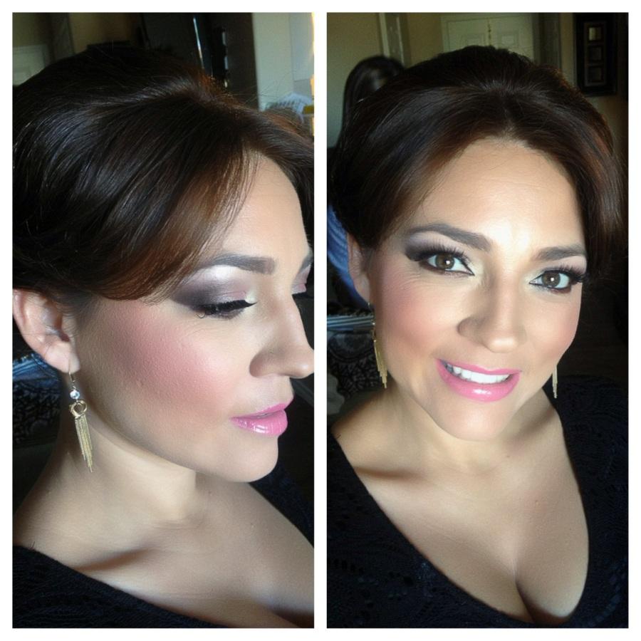 Hair & Make-Up Ready
