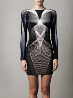 Dion-Lee-Linear-print-backless-dress-for-women-842-1