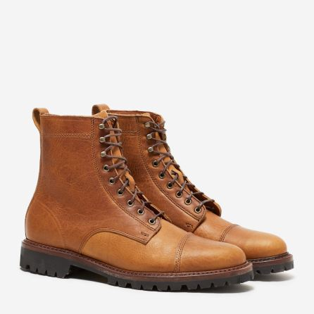 East Chamberlain Boots - Toast color