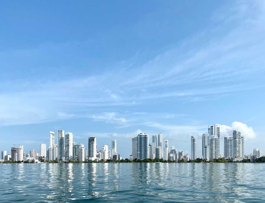 Cartagena de Indias The New City