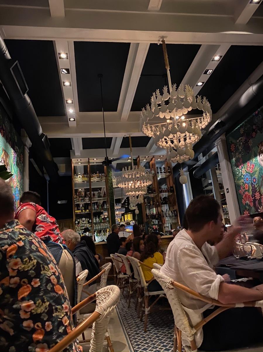 MARIA Restaurante & Bar - Cartagena De Indias
